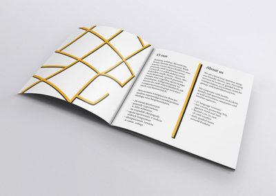 projektowanie informatorów