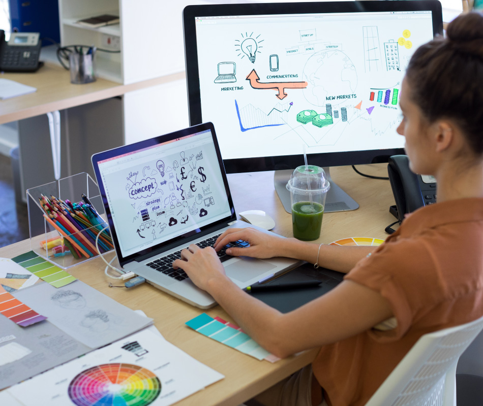 Proces projektowania graficznego
