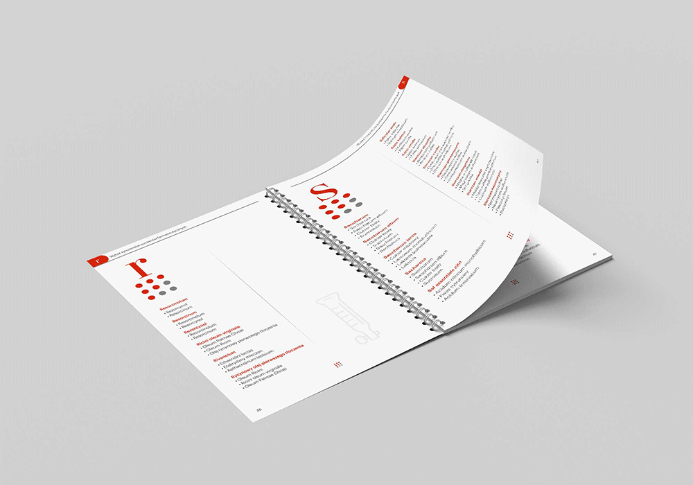 projektowanie kreatywnych folderów reklamowych