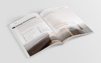 Jak zaprojektować katalog? Jak wygląda tworzenie katalogów produktów?